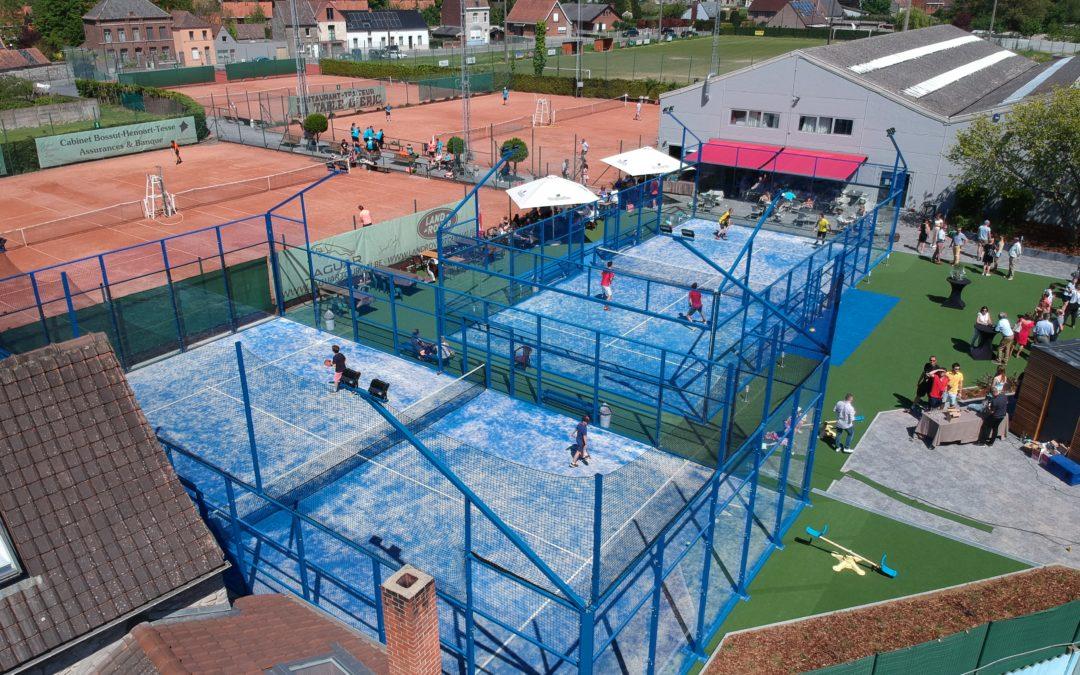 Tarifs 2019 : tennis & padel